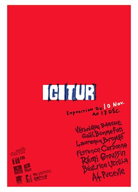 IGITUR Jérôme Carrié CIAM Art contemporain