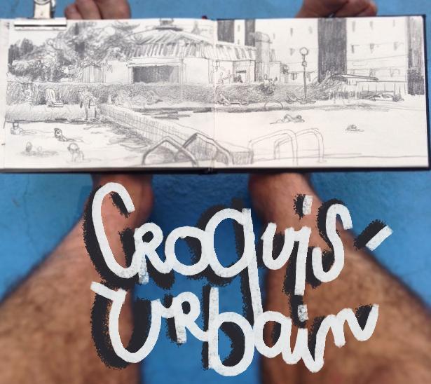 croquis urbain