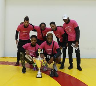 Vainqueurs challenge inter-UFR 2018
