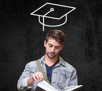 Etudiant diplômé