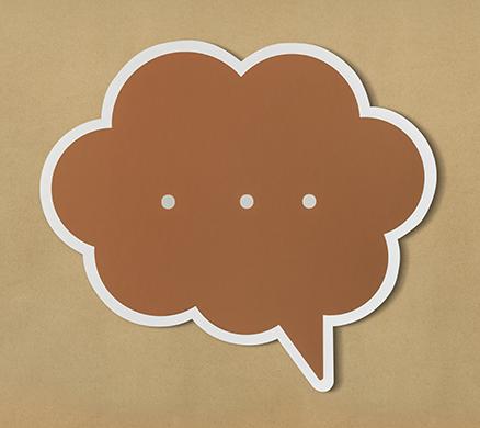 Bulle de conversation