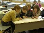 Eleves lettons de Liepaja